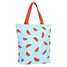 Buy John Lewis Watermelons Beach Bag Online at johnlewis.com