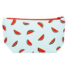 Buy John Lewis Watermelons Wash Bag Online at johnlewis.com