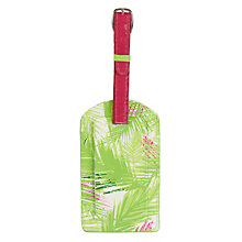 Buy John Lewis South Pacific Luggage Tag Online at johnlewis.com