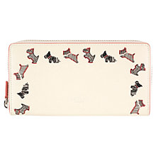 Buy Radley Pickwick Large Leather Zip Purse Online at johnlewis.com