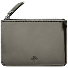 Buy Mulberry Mirror Metallic Leather Coin Purse Online at johnlewis.com