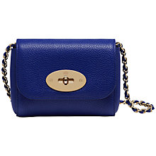 Buy Mulberry Mini Lily Classic Grain Online at johnlewis.com