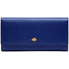 Buy Mulberry Tree Continental Leather Wallet Online at johnlewis.com