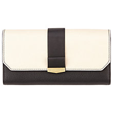 Buy Fiorelli Denver Dropdown Purse, Monochrome Online at johnlewis.com