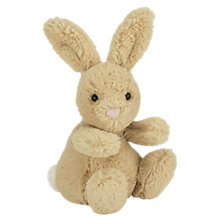 Buy Jellycat Poppet Little Bunny Soft Toy, 12cm Online at johnlewis.com