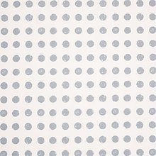 Buy John Lewis Polka Furnishing Fabric, Grey Online at johnlewis.com