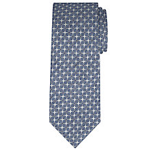 Buy John Lewis Made in Italy Lin Herringbone Tie Online at johnlewis.com