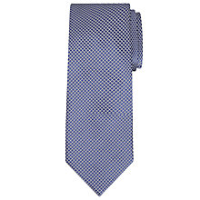 Buy John Lewis Made in Italy Woven Puppytooth Silk Tie Online at johnlewis.com