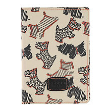 Buy Radley Fleet Street Passport Cover, Ivory Online at johnlewis.com