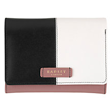 Buy Radley Jonathan Saunders Medium Flapover Purse, Multi Online at johnlewis.com