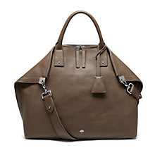 Buy Mulberry Alice Zipped Leather Tote Online at johnlewis.com