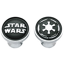 Buy Royal Selangor Star Wars Galactic Empire Cufflinks Online at johnlewis.com