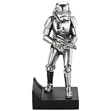 Buy Royal Selangor Star Wars Stormtrooper Figurine Online at johnlewis.com
