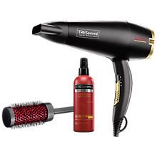 Buy TRESemmé 5542KU Expert Selection Keratin Smooth Hair Dryer Gift Set Online at johnlewis.com