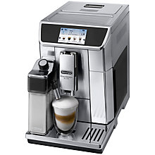 Buy De'Longhi ECAM650.75 PrimaDonna Elite Bean-to-Cup Coffee Machine Online at johnlewis.com
