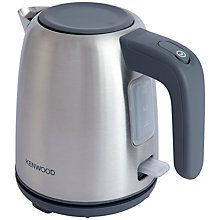 Buy Kenwood Kmix SMJ470 Scene Kettle, Stainless Steel Online at johnlewis.com
