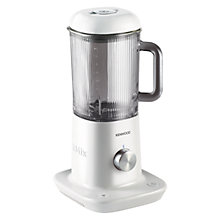 Buy Kenwood BLX50W kMix Stand Blender, White Online at johnlewis.com