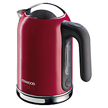 Buy Kenwood SJM041 Kmix Jug Kettle, Pop Art, Red Online at johnlewis.com