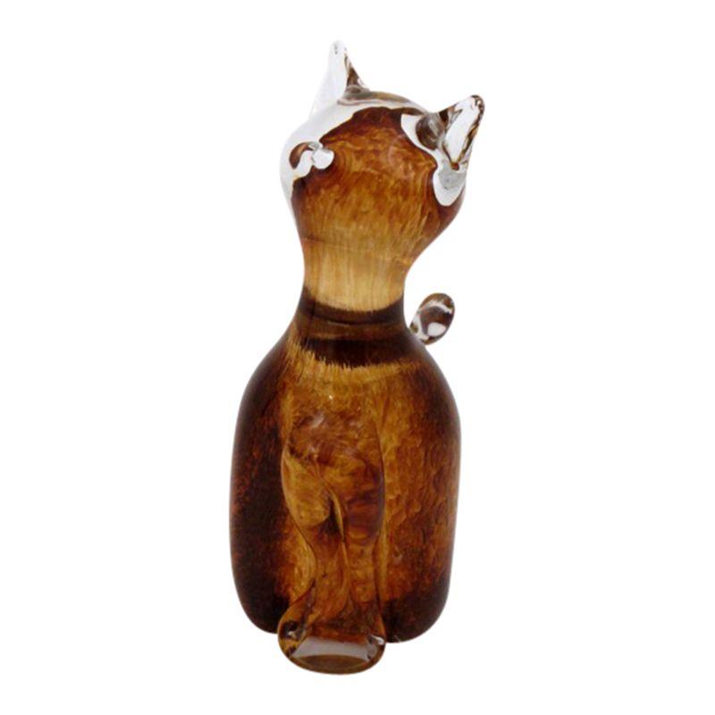 Svaja Svaja Katie Kitten Ornament, Brown