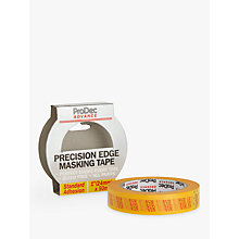Buy ProDec Precision Edge Masking Tape, 50m Online at johnlewis.com