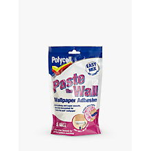 Buy Polycell Paste the Wall Wallpaper Adhesive Online at johnlewis.com