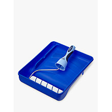 "Buy Dulux Perfect Cover 9"" Roller and Paint Tray Online at johnlewis.com"