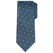Buy CK Calvin Klein Dot Tie Online at johnlewis.com
