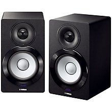 Buy Yamaha NX-N500 Wi-Fi, DLNA, Bluetooth MusicCast Hi-Fi Speakers Online at johnlewis.com