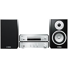 Buy Yamaha MCR-N670 Wi-Fi, DLNA, Bluetooth Mini Hi-Fi System Online at johnlewis.com