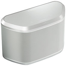 Buy Yamaha WX-030 Wi-Fi, DLNA, Bluetooth Wireless MusicCast Speaker Online at johnlewis.com