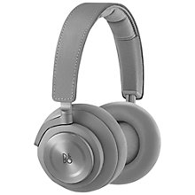 Buy B&O PLAY by Bang & Olufsen Beoplay H7 Wireless Bluetooth Full-Size Headphones with Intuitive Touch Interface, Cenere Online at johnlewis.com