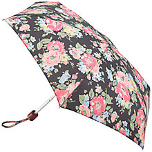 Buy Cath Kidston by Fulton Tiny-2 Summer Bloom Umbrella, Navy/Multi Online at johnlewis.com