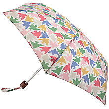 Buy Cath Kidston by Fulton Tiny-2 Small Graphic Bird Umbrella, Multi Online at johnlewis.com