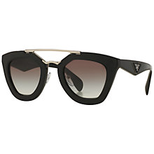 Buy Prada PR14SS D-Frame Sunglasses Online at johnlewis.com