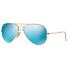 Buy Ray-Ban RB3025 Aviator Sunglasses Online at johnlewis.com