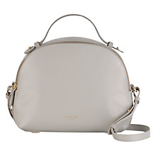 Buy Radley Bow Street Large Leather Grab Online at johnlewis.com