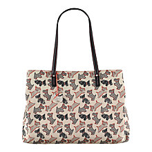 Buy Radley Fleet Street Large Tote, Ivory Online at johnlewis.com