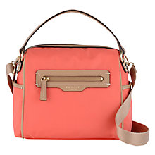 Buy Radley Mercer Street Medium Multiway Bag, Otrange Online at johnlewis.com