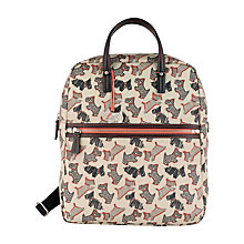 Buy Radley Fleet Street Large Backpack, Multi Online at johnlewis.com