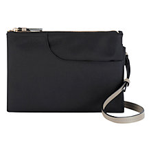 Buy Radley Pocket Essentials Medium Across Body Bag, Black Online at johnlewis.com