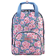Buy Cath Kidston Blossom Bunch Laptop Backpack, Blue Online at johnlewis.com