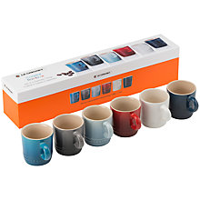 Buy Le Creuset Coastal Espresso Set Online at johnlewis.com
