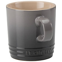 Buy Le Creuset Mug, Flint Online at johnlewis.com