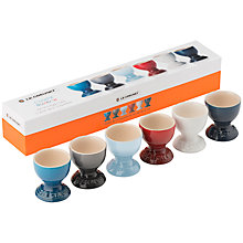 Buy Le Creuset Coastal Egg Cup Set Online at johnlewis.com