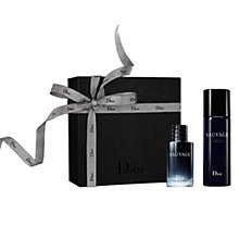 Buy Dior Sauvage 60ml Eau de Toilette Fragrance Gift Set Online at johnlewis.com