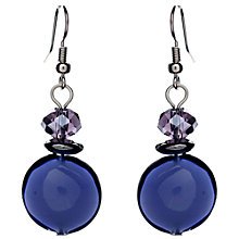 Buy Martick Bon Bon Murano Glass Drop Earrings Online at johnlewis.com