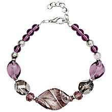 Buy Martick Twist Murano Bracelet Online at johnlewis.com
