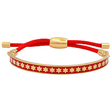 Buy Halcyon Days Friendship Skinny Star Bracelet Online at johnlewis.com