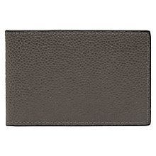 Buy Reiss Leon Leather Fold Wallet Online at johnlewis.com