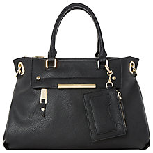 Buy Dune Danniella Double Top Handle Tote Bag Online at johnlewis.com